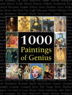 1000 paintings of genius (ebook)  victoria charles 9781783109296