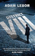 district viii (ebook)-adam lebor-9781786692696