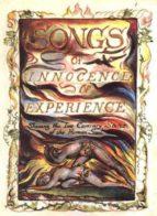 songs of innocence and of experience william blake 9781854377296