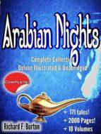 arabian nights (ebook) richard f. burton 9781928116196
