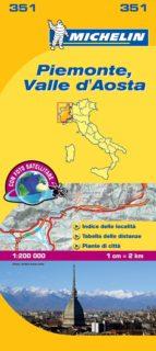 piamonte   valle d aosta (mapas