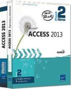 access 2013: pack 2 libros-pierre rigollet-9782746096196