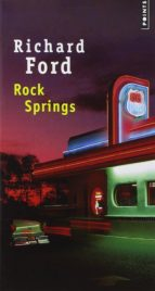 rock springs richard ford 9782757837696