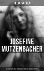 josefine mutzenbacher: die geschichte einer wienerischen dirne von ihr selbst erzählt (ebook)-felix salten-9788027216796