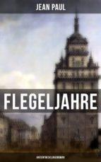 flegeljahre: antientwicklungsroman (ebook)-jean paul-9788027219896
