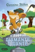 gs 53:robo del diamante gigante geronimo stilton 9788408151296