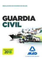 guardia civil simulacros de examen de inglés-9788414210796