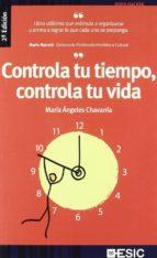 controla tu tiempo controla tu vida (ebook)-maria angeles chavarria-9788415986096
