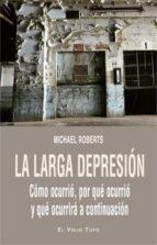 la larga depresion-michael roberts-9788416995196