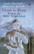 tirant lo blanc-joanot martorell-marti joan de galba-9788420645896