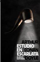 estudio en escarlata-arthur conan doyle-9788420665696