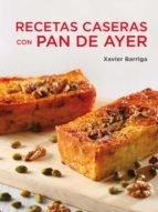 recetas caseras con pan de ayer (ebook) xavier barriga 9788425347696