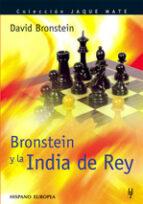 bronstein y la india de rey david bronstein 9788425516696