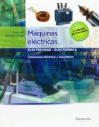 máquinas electricas (2ª ed. act.)-juan jose manzano orrego-9788428334396