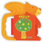 ardilla (mi librito blandito de palabras)-9788430557196