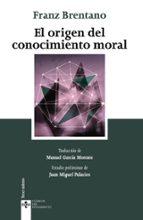 El origen del conocimiento moral 978-8430957996 PDF FB2