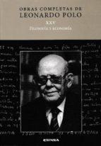 filosofia y economia leonardo polo 9788431330996