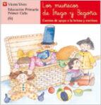 los muñecos de iñigo y begoña: lectura, educacion primaria, 1 cic lo ana fernandez buñuel maria carmen rodriguez jordana 9788431629496
