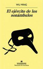 el ejercito de los sonambulos wu ming 9788433979896