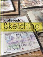 notebook sketching sergi camara 9788434210196
