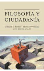 filosofia y ciudadania-jose ramon ayllon vega-9788434487796