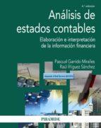 análisis de estados contables (ebook)-pascual garrido miralles-raul iñiguez sanchez-9788436837896