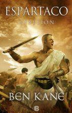 espartaco: rebelion-ben kane-9788440696496