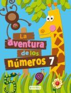 la aventura de los números 7-9788444176796