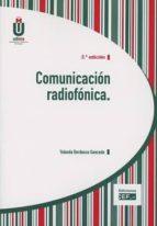 comunicacion radiofonica (2ª ed.) yolanda berdasco gancedo 9788445434796