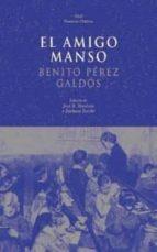 el amigo manso-benito perez galdos-9788446018896