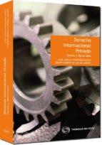 textos y materiales de derecho internacional privado-pedro alberto de miguel asensio-jose carlos fernandez rojas-9788447034796