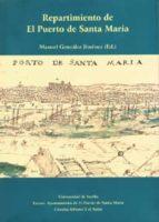 repartimiento de el puerto de santa maria-manuel gonzalez jimenez-9788447207596