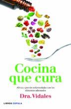 cocina que cura maria concepcion vidales aznar 9788448005696