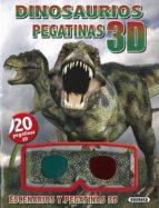 dinosaurios pegatinas 3d 9788467748796