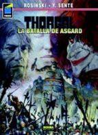 El libro de Thorgal 32: la batalla de asgard autor ROSINSKI TXT!