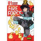 fire force 1 atsushi ohkubo 9788467927696