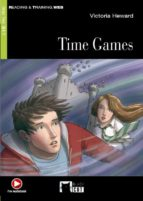 time games. book + cd-9788468217796