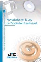 Audiolibros gratis con texto para descargar Novedades en la ley de propiedad intelectual