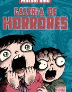 galeria de horrores-hideshi hino-9788478338696