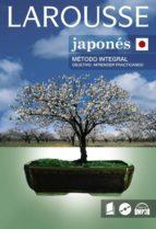 metodo integral japones larousse (incluye cd-rom y mp3)-9788480165396