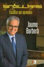 singulars-jaume barbera-9788483306796