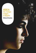 heka, un viatge magic a egipte-nuria prades-9788483430996