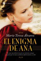 el enigma de ana-maria teresa alvarez-9788484608196