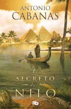 el secreto del nilo (ebook)-antonio cabanas-9788490192696