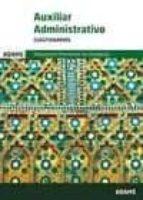 auxiliar administrativo cuestionarios diputacion provincial de zaragoza-9788491471196