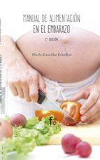 manual de alimentación en el embarazo 2ªed marta gonzalez caballero 9788491491996