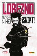 lobezno: ¡snikt!-tsutomu nihei-9788491671596