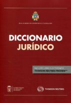 diccionario juridico alfredo montoya melgar 9788491772996