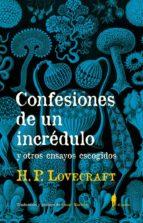 confesiones de un incrédulo-h.p. lovecraft-9788494811296