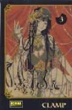 xxxholic 3 (ed. 2ª) 9788496415096